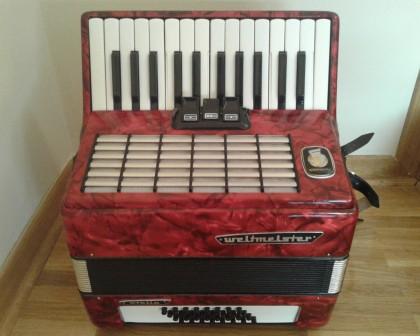 weltmaister harmonika 32 basa