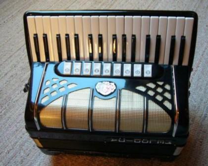 melodija 80 basova - harmonika