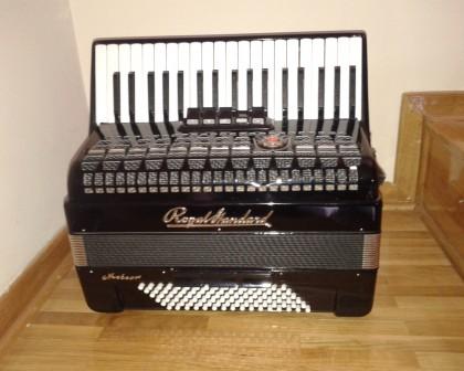 royal standard harmonika 96 basova