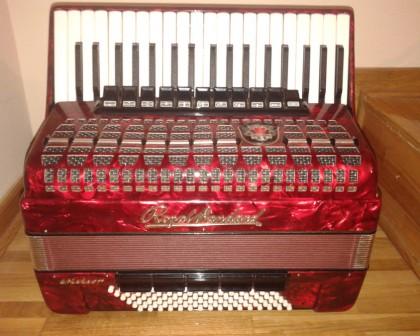 royal standard 96 basova harmonika